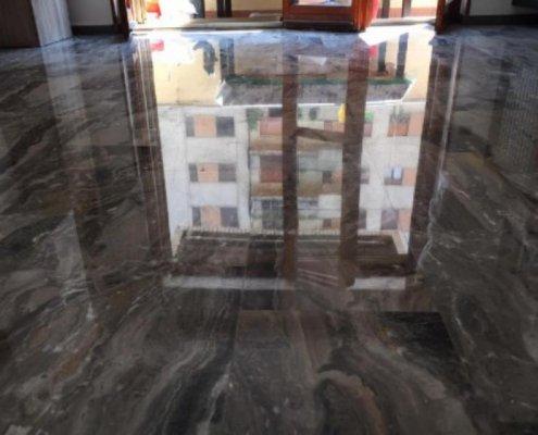 lucidatura marmo monza